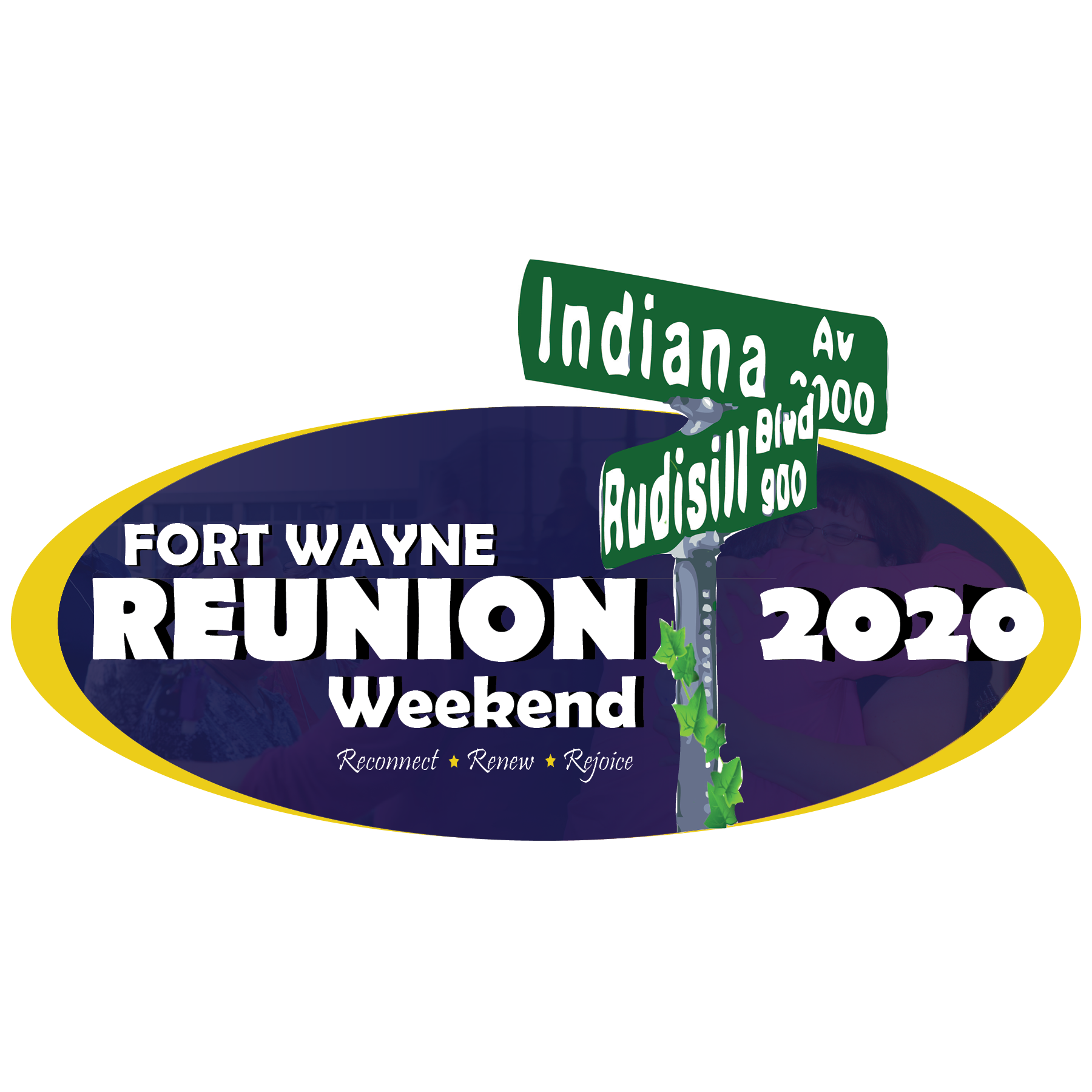 FW Reunion Weekend Logo Samples 2020