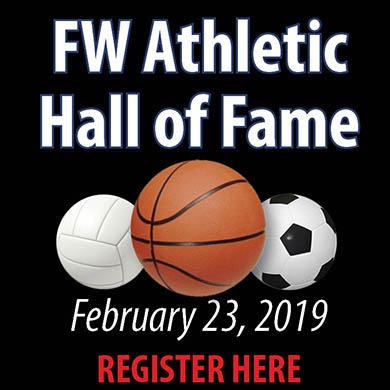FW Hall of Fame Registration