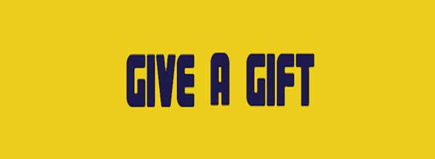 Day of Giving - Give a Gift