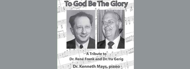 To God Be The Glory - A Tribute