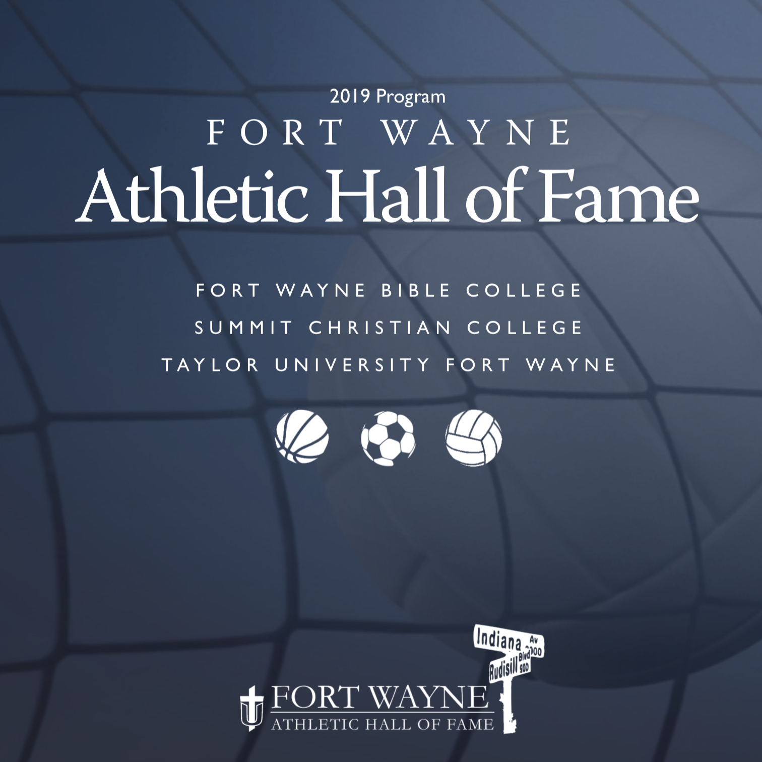 2019 Athletic Hall of Fame Booklet