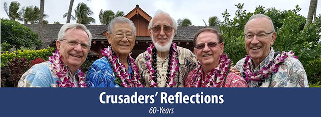 Crusader Quartet 60th reunion