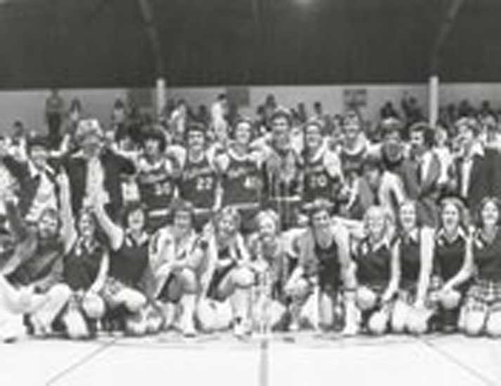 1976 – 2. Men's basketball team wins National NCCAA Championship with Coach Stephen Morley.