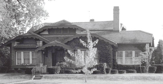 1960 – 1. Brown Gables purchased for President's residence, $32,000.