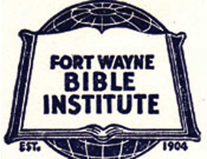 1931 – Name changed to Fort Wayne Bible Institute