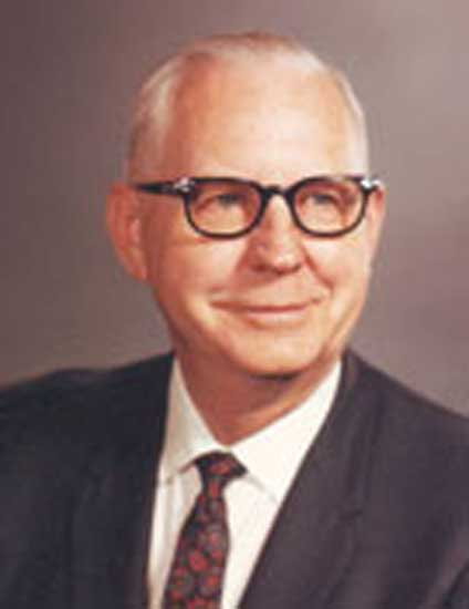 1958 – Dr. Jared F. Gerig started his tenure as President (1958-1971).