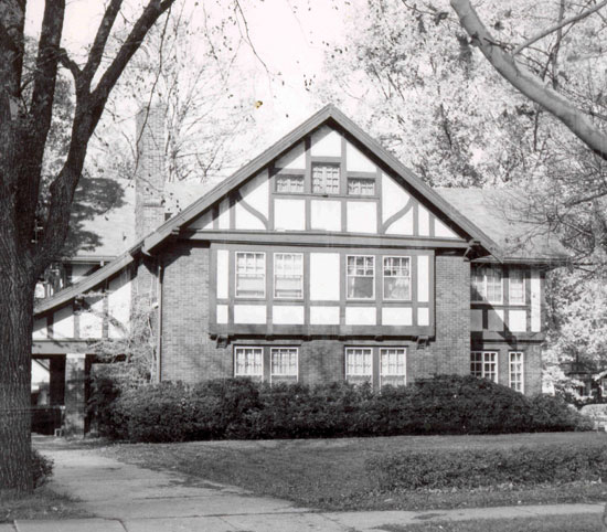 1954 – Leightner Hall purchased, NW corner of W. Rudisill Boulevard and Indiana Avenue.