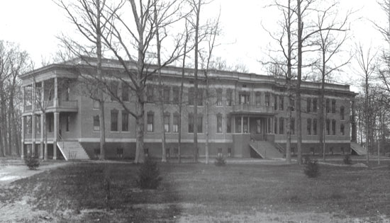 1904 – 2. Construction begins in Fort Wayne on Administration Building (later named Schultz Hall).