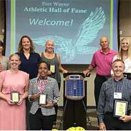 FW ALUM Athletic Hall of Fame